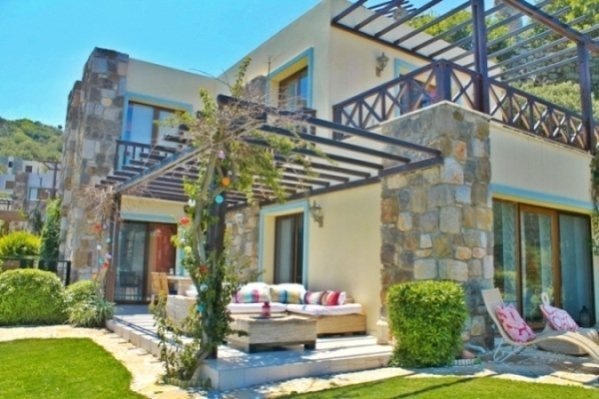 Gumusluk, Bodrum Villa With Fabulous Sea Views, Perfect Holiday Home