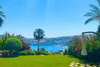 03 Bodrum Gundogan for sale private villa 2010