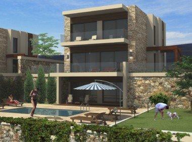 1029 01 Luxury villas for sale Bodrum