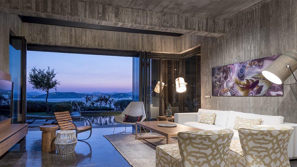 sea view luxury