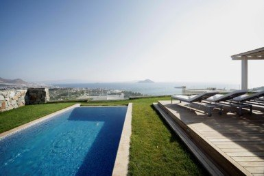 2022 01 Luxury modern villa for sale Kadikalesi Bodrum Copy