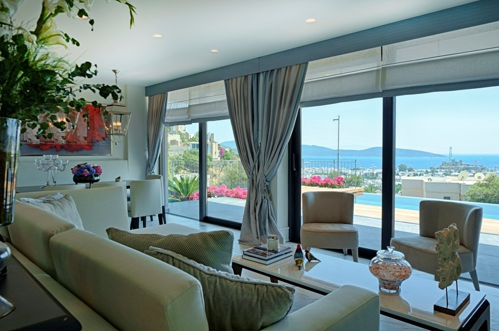 Luxury Penthouse Apartments – Heart of Bodrum