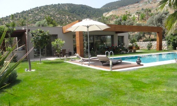 2032 01 Luxury villa for sale Konacik Bodrum 1