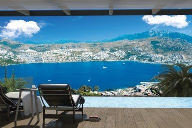 2034 18 Modern villa for sale Gundogan Bodrum Luxury Property Turkey