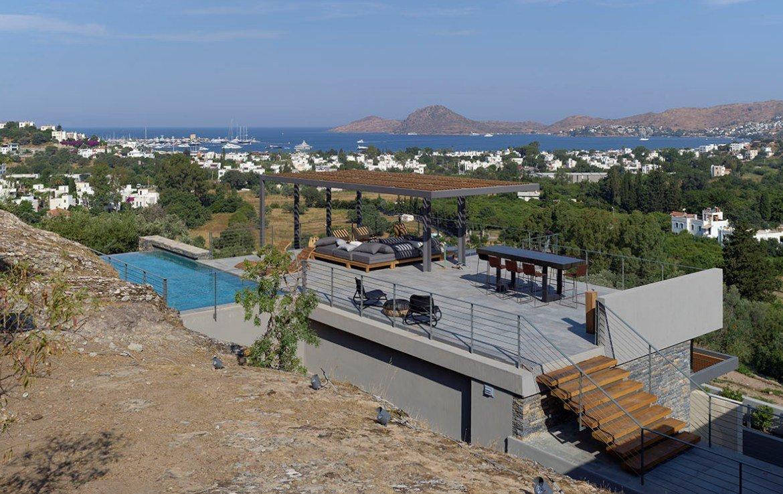 Yalikavak marina view villa