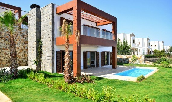 2040 08 Luxury Property Turkey villas for sale Bodrum Gumusluk