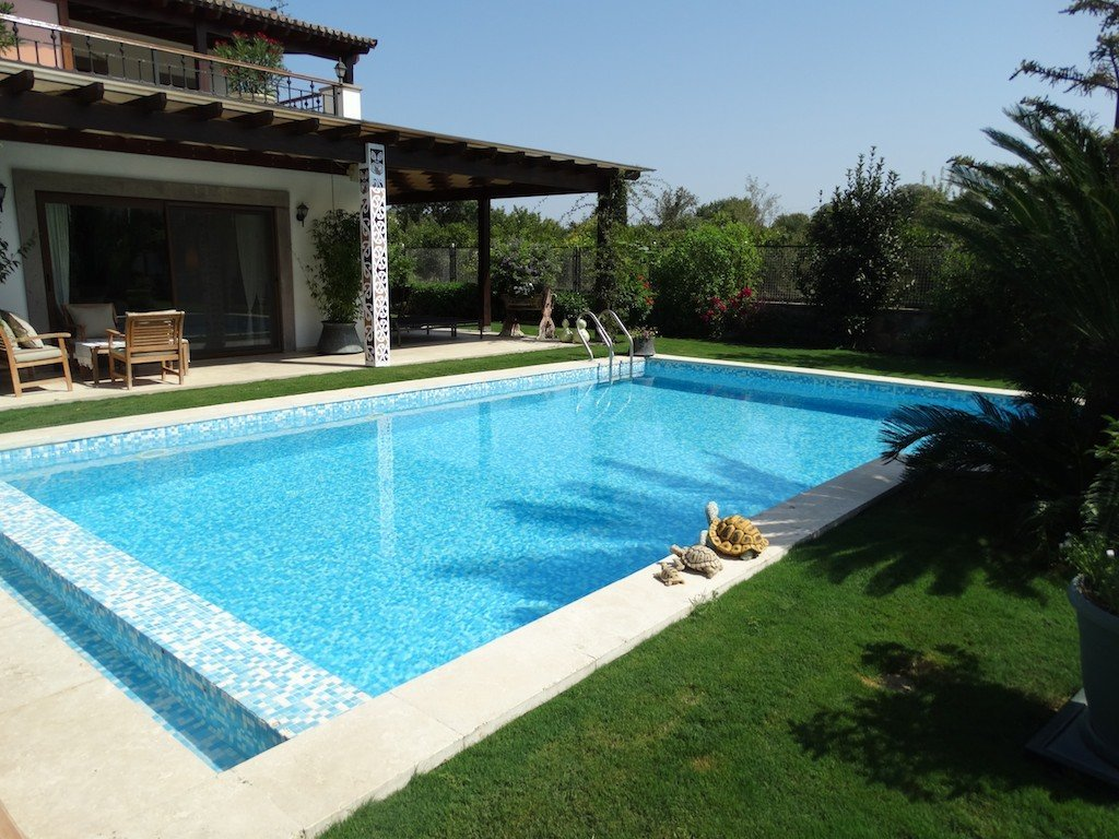 Private Tilkicik Resale Villa with Pool and Large Gardens
