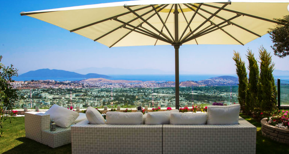 Luxury Bodrum Villas, Close to Centre and Amenities