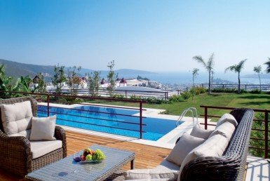 2054 01 Luxury Property Turkey villa for sale centre of Bodrum