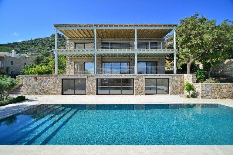 Central Yalikavak Luxury New Villa with Sea Views