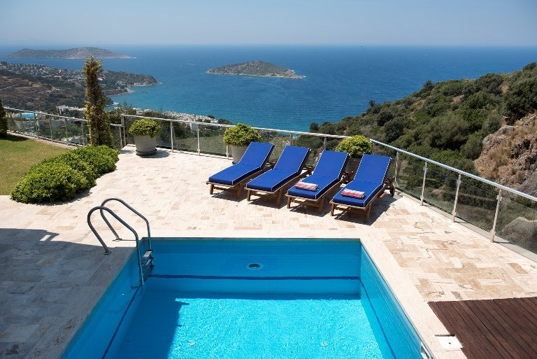 LUXURY affordable Yalikavak Villa, Amazing Sea Views