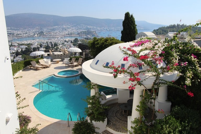 LUXURY Bodrum Villa in an Exclusive VIP Location