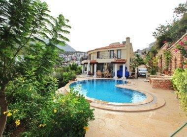 4021 01 Luxury Propert Turkey villas for sale Kalkan