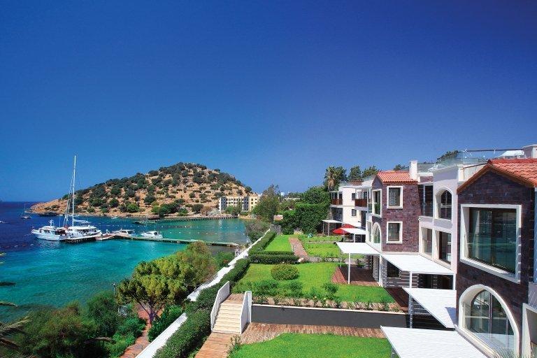 Yalikavak Seaside Luxury Penthouse Apartments