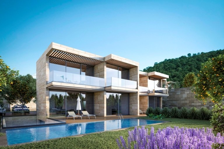 Bodrum Villas, Breathtaking Views, Luxury Living