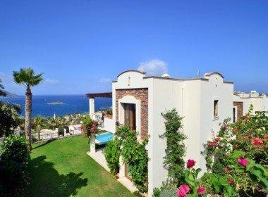 2113 01 Luxury Property Turkey villas for sale Bodrum Kadıkalesi