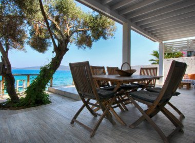 bodrum beach house for sale