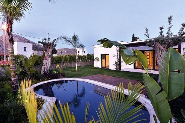 Striking Modern Villa Bodrum Peninsula