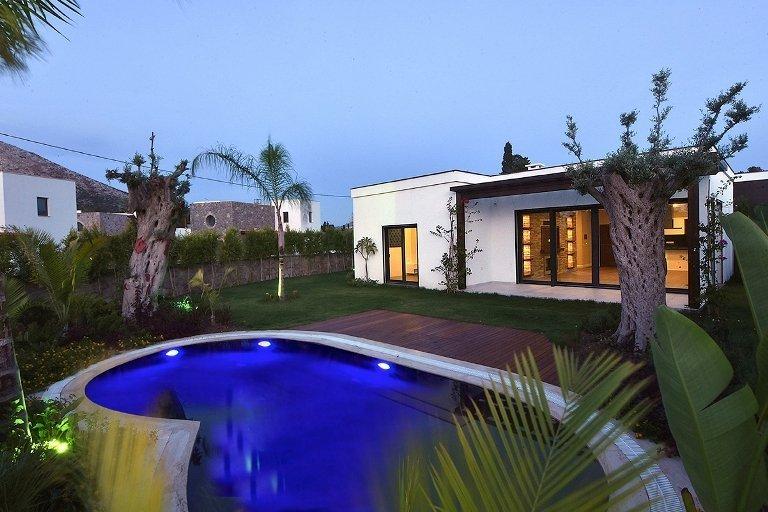 Modern striking villa
