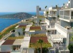 02-Sea-View-Apartment-For -Sale-Bodrum-Gumusluk-2123