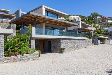 01 Luxury Design villa for sale in Bodrum Yalikavak 2193