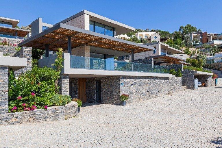 Flawless Architecture Yalikavak Villa For Sale