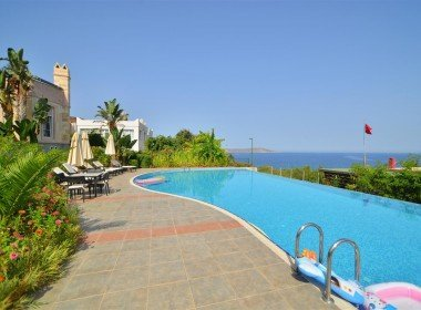1005 01 Luxury villa for sale Gumusluk Bodrum