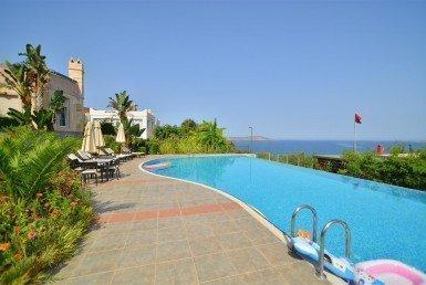 1005 01 Luxury villa for sale Gumusluk Bodrum