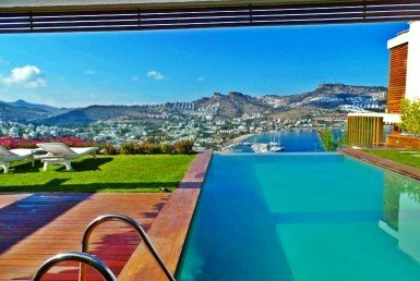 1028 03 Gundogan Bodrum luxury villa for sale