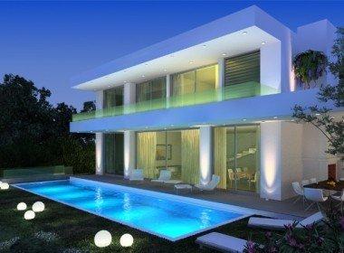 1037 01 Luxury villa for sale Gumusluk Bodrum