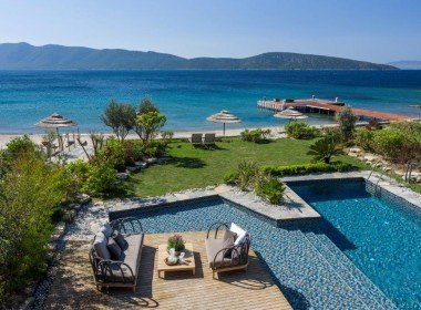1041 08 Luxury villa for sale Bodrum