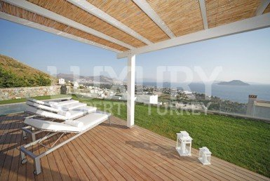 2022 13 Luxury modern villa for sale Kadikalesi Bodrum Copy