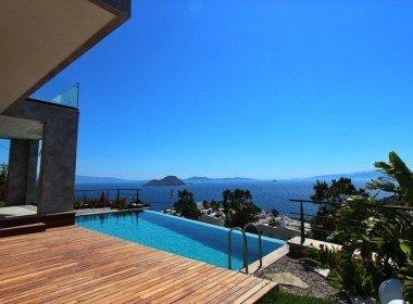 2154 01 Luxury Property Turkey villas for sale Bodrum Kadikalesi