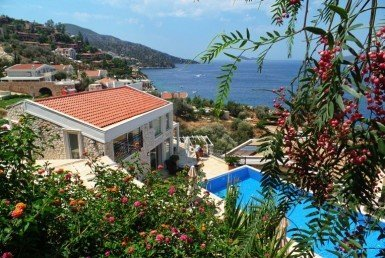 4004 09 Luxury Property Turkey villas for sale Kalkan