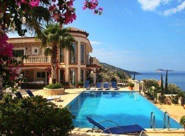 4005 08 Luxury Property Turkey villas for sale Kalkan