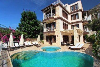 4017 01 Luxury Property Turkey villas for sale Kalkan