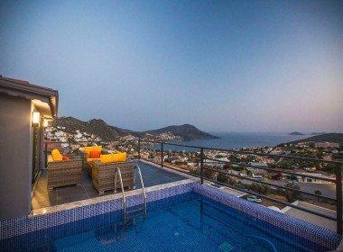 4037 01 Luxury Property Turkey villas for sale Kalkan