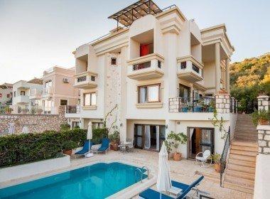 4038 01 Luxury Property Turkey villas for sale Kalkan