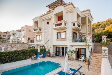 4038 01 Luxury Property Turkey villas for sale Kalkan