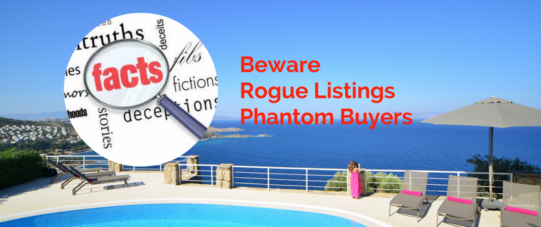 How to Avoid Rogue Property Listings