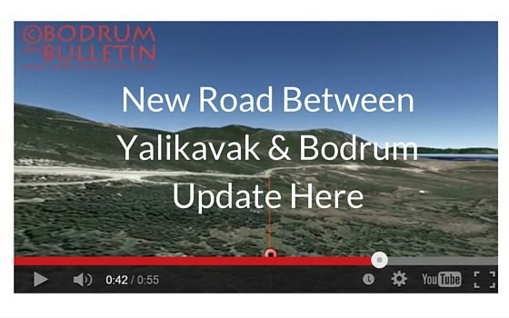 Yalikavak to Bodrum – New Road Update