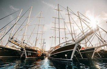 luxury yacht, Turkey, gulets, gullets, Yalikavak Marina, TYBA, Yacht Charter Show Turkey