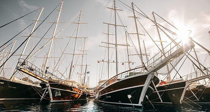 Yalikavak Marina Hosting TYBA Yacht Charter Show