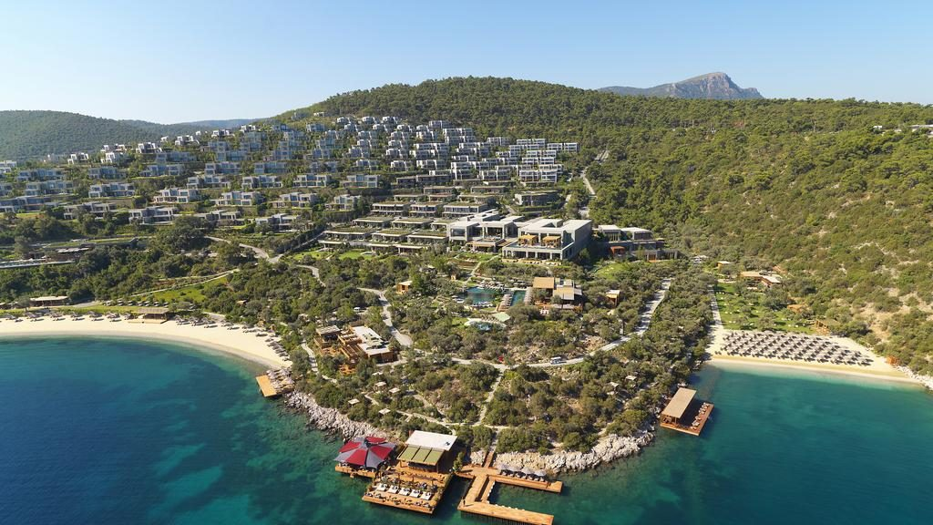 The Mandarin Oriental Hotel in Bodrum, Turkey