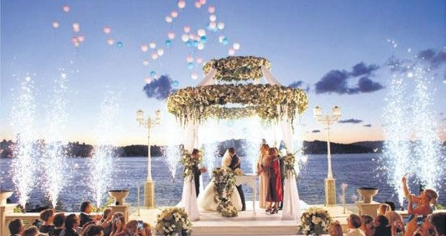 Bodrum's New Role – Luxury Wedding Venue