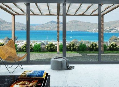 01 Sea view villa for sale in Bodrum Yalikavak 2192