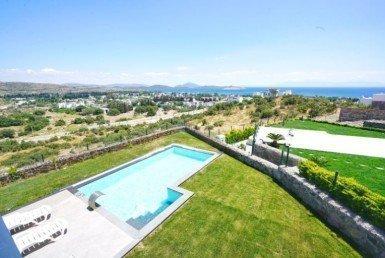 2151 01 Luxury Property Turkey villas for sale Bodrum Ortakent
