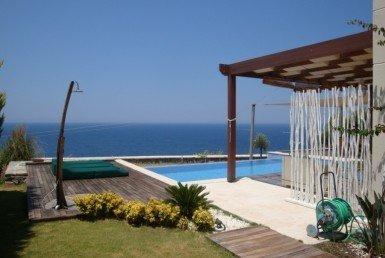 Luxury Sea Front Villa