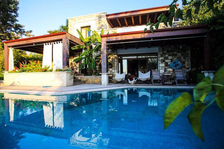 private Yalikavak villa