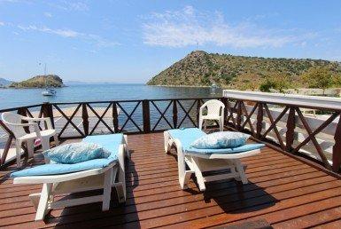 Gumusluk Beach Cottage For Sale